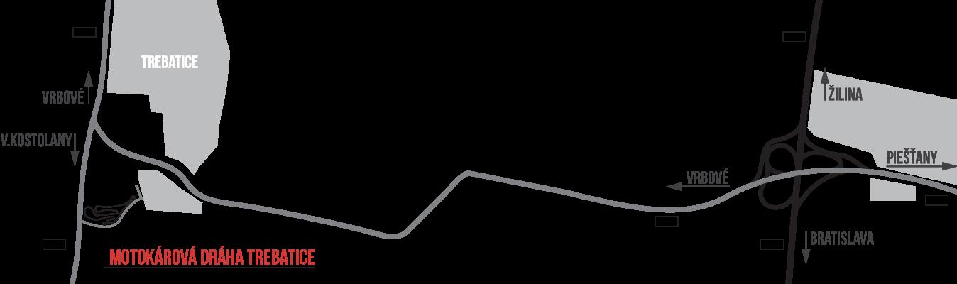 motokarovy okruh mapa